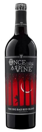 Once Upon A Vine Red Blend The Big Bad